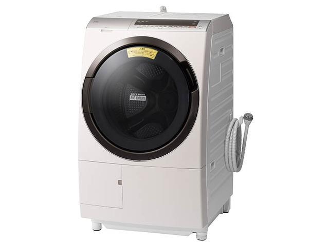 画像1: 充実のスマホ連係機能を装備した最新型のドラム式洗濯乾燥機