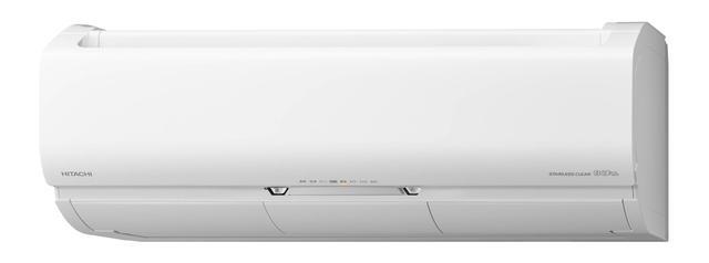 画像: 画像カメラ、ものカメラ、お部屋カメラ、温度カメラ、湿度カメラによる「くらしカメラAI」で室内環境を把握し、体感温度や室温変化などを予測して運転する「AIこれっきり運転」を搭載するフラッグシップモデル。凍結洗浄機能に加え、ファンでホコリを吹き飛ばす「ファンロボ」など、エアコン内部を清潔に保つ機能が充実する。