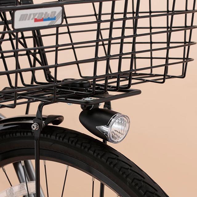 画像1: ミヤタの最新e-bike「EX-CROSS e」軽快なアシスト走行が楽しめるシティサイクルタイプ