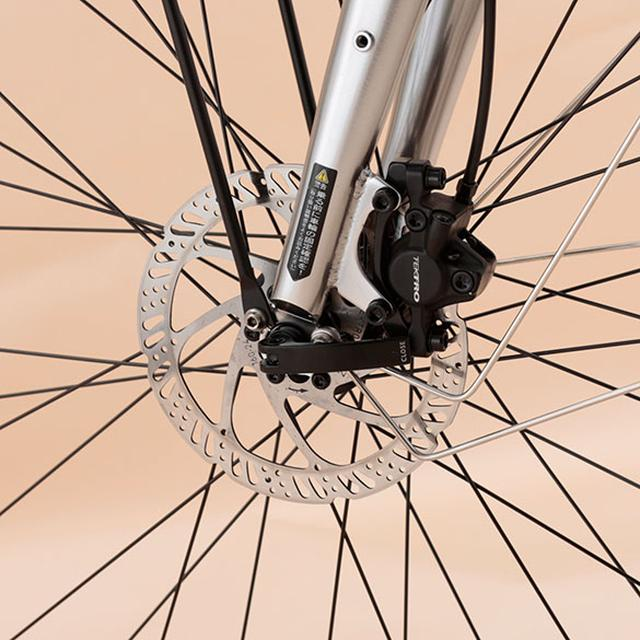 画像2: ミヤタの最新e-bike「EX-CROSS e」軽快なアシスト走行が楽しめるシティサイクルタイプ