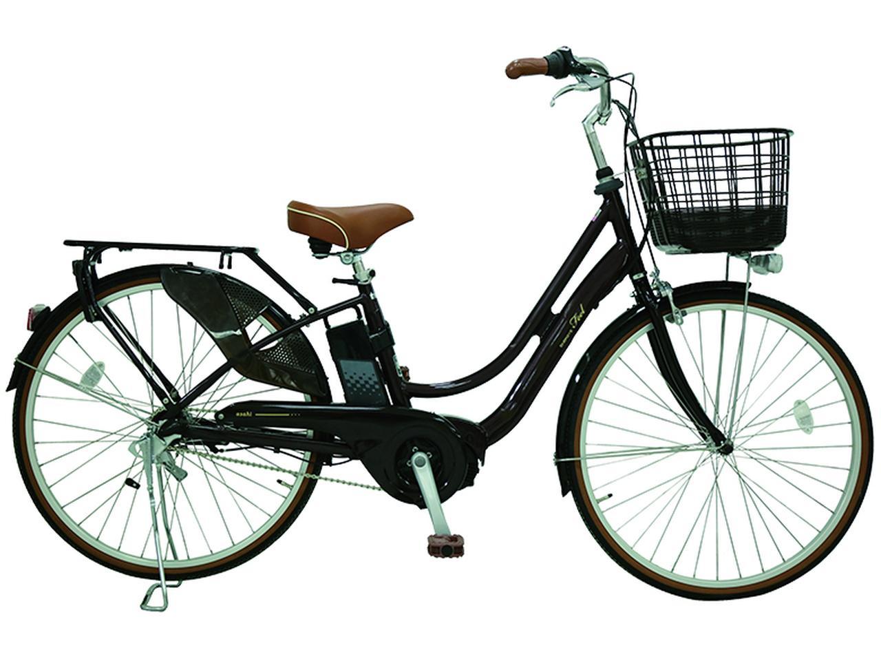 画像3: 最新電動アシスト自転車「ENERSYS Feel」が登場!新ドライブユニットでパワフル&スムーズな乗り心地が特徴