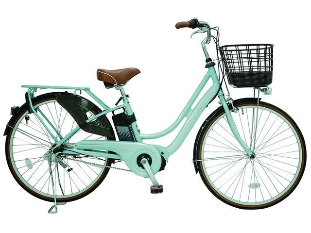 画像1: 最新電動アシスト自転車「ENERSYS Feel」が登場!新ドライブユニットでパワフル&スムーズな乗り心地が特徴