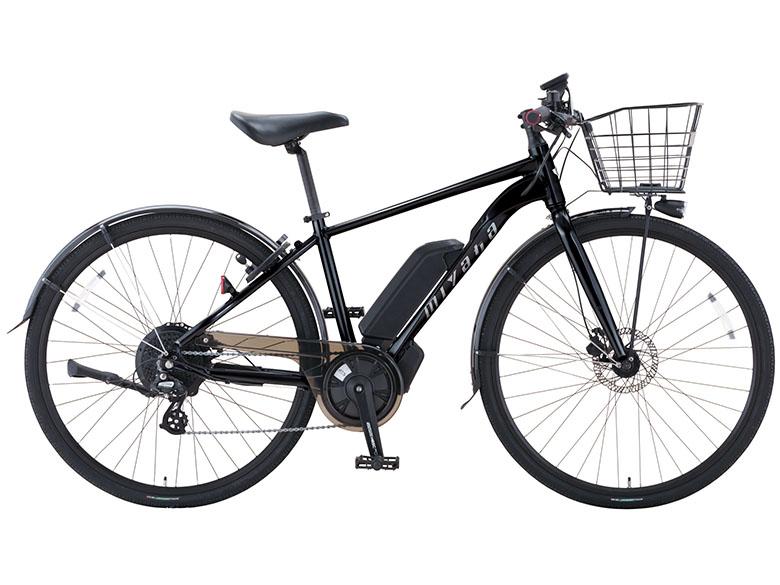 画像2: 軽快なアシスト走行が楽しめるシティサイクルタイプのe-bike