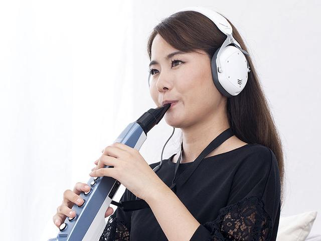 画像3: 【エアロフォン・ミニ】話題のデジタル管楽器のエントリーモデルがついに登場!リコーダー感覚で演奏できる