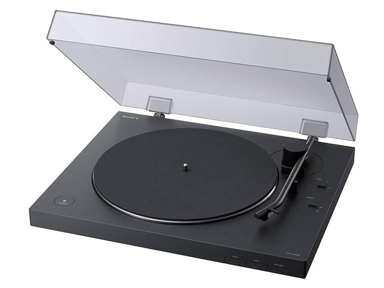 画像: ブルートゥースで対応スピーカーなどに音を伝送。USBでパソコンに接続できるフルオート機。