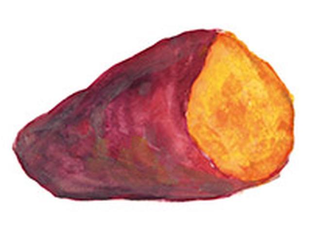 """画像1: 【焼き芋ダイエット】便秘改善に """"冷やした焼き芋"""" 脂肪の蓄積や血糖値の上昇を防ぐ効果も"""
