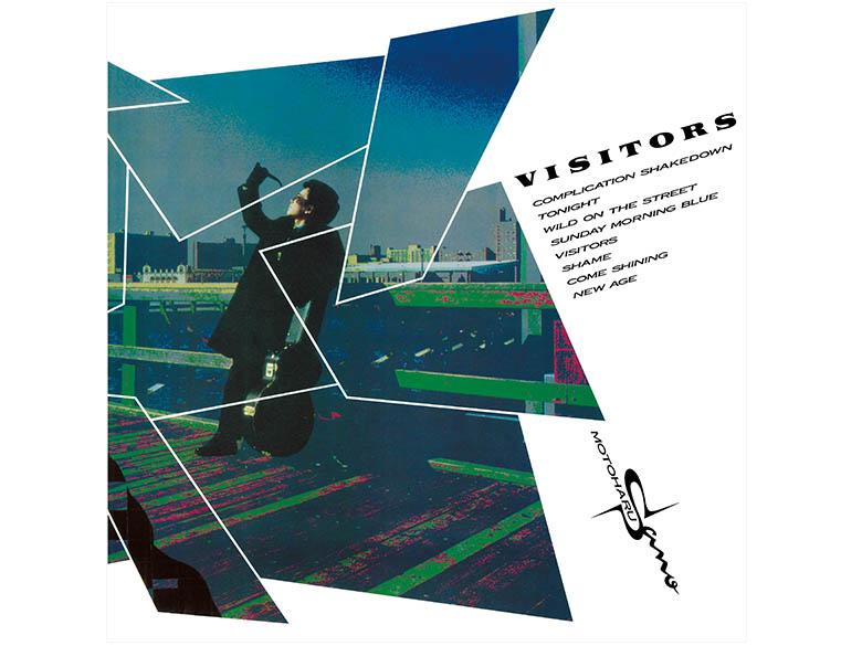 画像: 1984年に発売された佐野元春の4枚めのオリジナルアルバム。エンジニア、バーニー・グランドマン本人の手によって新たにカッティングされて2019年8月に再発売。