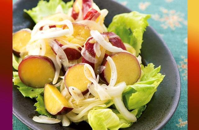 画像3: 冷やし焼きイモ満腹レシピ