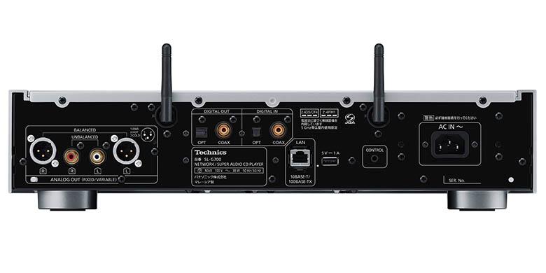 画像: CD、SACD、MQA-CDに対応し、充実したネットワーク機能も備える。独自のデジタル技術や徹底したノイズ対策を行い、高音質を実現している点も注目。