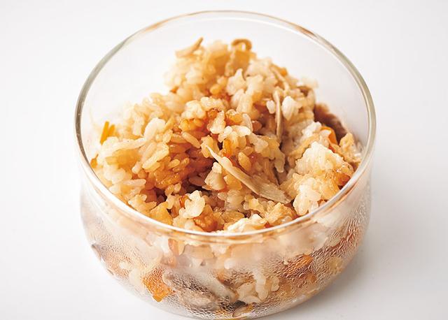 画像4: 【健康レシピ】岡江美希さんの「お釜ごはん」基本の作り方 炊飯器で簡単にできる美活レシピ