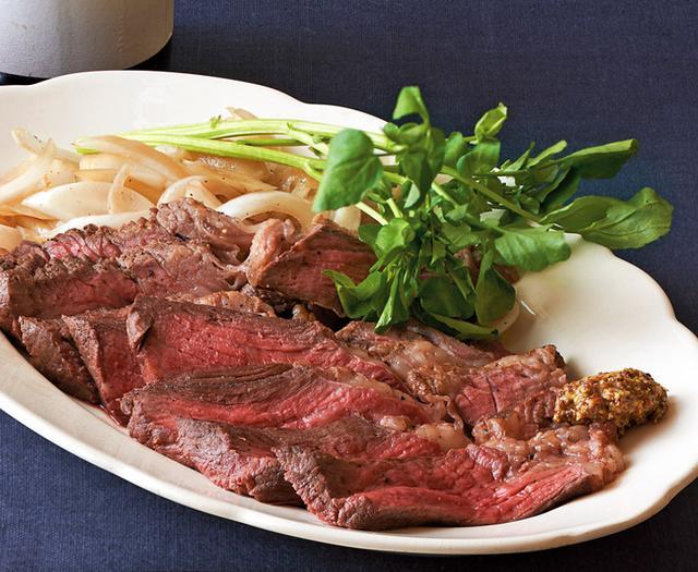 画像1: カンタン低温調理で肉・魚のごちそう 「ローストビーフ」