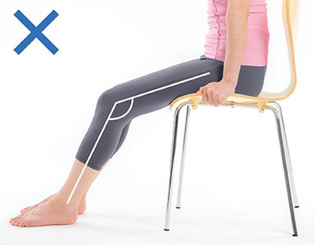 画像2: 【変形性股関節症の保存療法】ジグリングのやり方 貧乏ゆすりが痛みの軽減や軟骨再生の可能性も期待できる