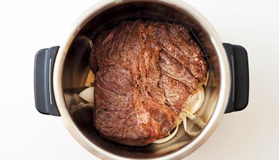 画像3: カンタン低温調理で肉・魚のごちそう 「ローストビーフ」