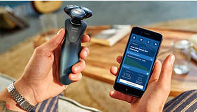 画像: 皮膚科医との共同開発で生まれたフィリップス7000シリーズ。 肌の問題に応じたアドバイスを受けられる。 www.philips.co.jp