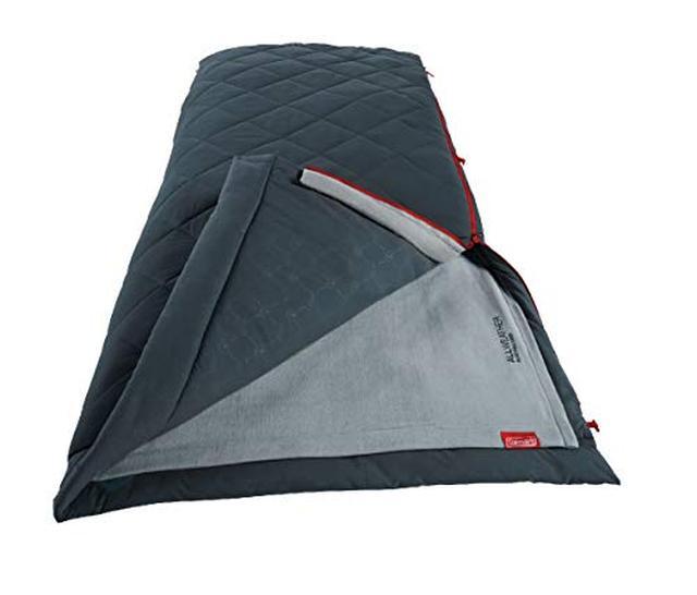 画像1: 【シュラフ(寝袋)のおすすめ・選び方】キャンプ初心者に最適なモデルはコレだ!