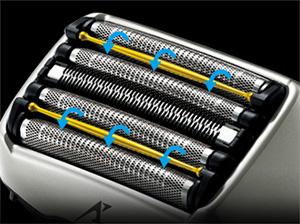 画像: リニアシェーバーラムダッシュ5枚刃には「スムースローラー」が搭載
