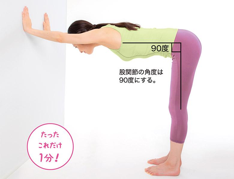画像1: 股関節痛に効く「エゴスキュー体操」のやり方