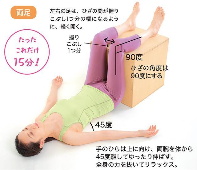 画像5: 股関節痛に効く「エゴスキュー体操」のやり方