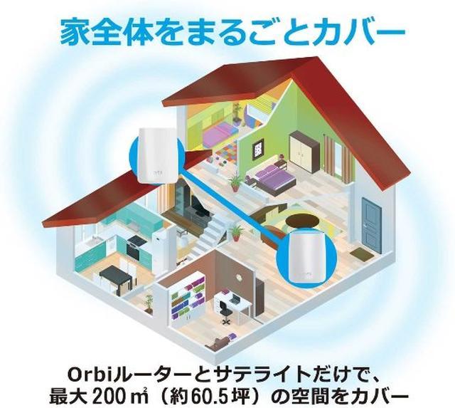 画像: メッシュWi-Fiなら、2.4G 5Gの使い分けを意識しなくていい