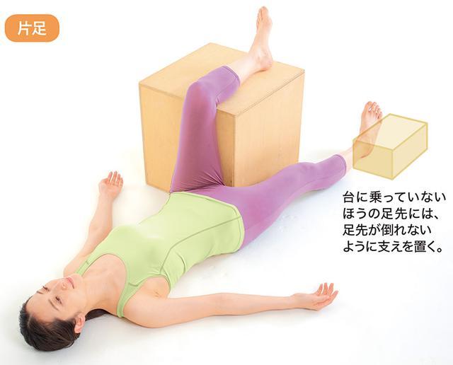 画像6: 股関節痛に効く「エゴスキュー体操」のやり方