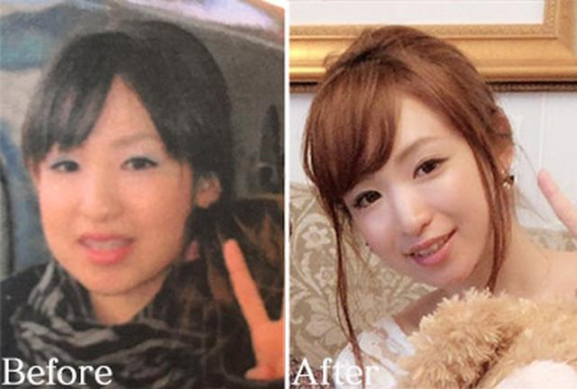 画像: 顔が小さくなると見た目も若返る!