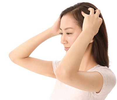 画像: 頭もみを習慣づけることで、心と体の声を聞くことができるようになる