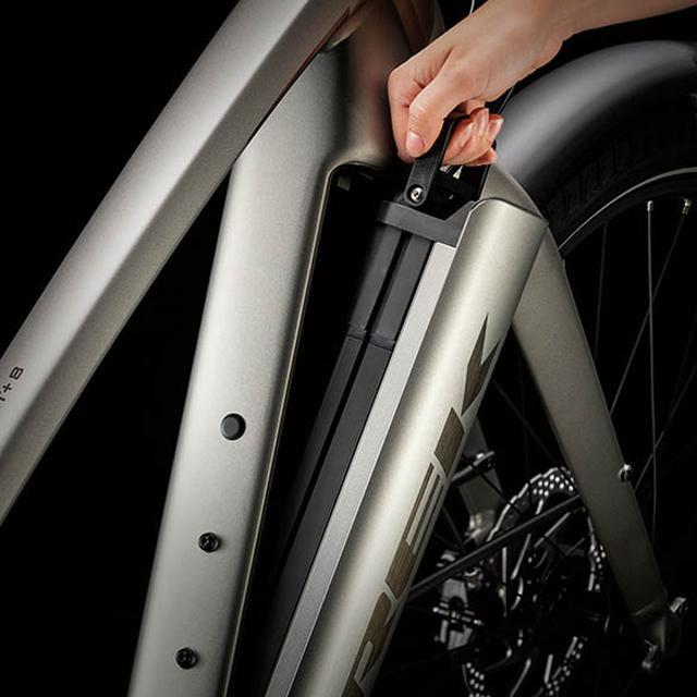 画像1: 【トレックAllant+ 8】BOSCHの新型ユニット搭載したスタイリッシュなe-bike