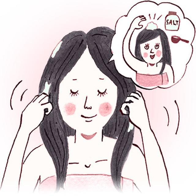 画像: 【シャンプーを使わない洗髪法】髪・頭皮の臭いは大丈夫?臭いの専門医も勧める「塩シャンプー」とは