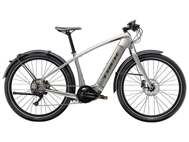画像: BOSCHの新型ドライブユニットを搭載したスタイリッシュe-bike