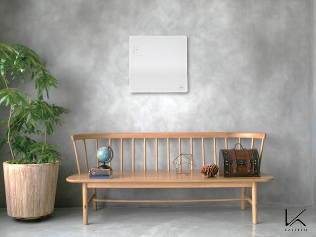 画像2: スッキリと壁掛け設置できる超スリム設計の空間除菌・脱臭機