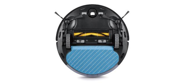 画像: 吸引力と機能がさらに向上した水拭き対応のロボット掃除機