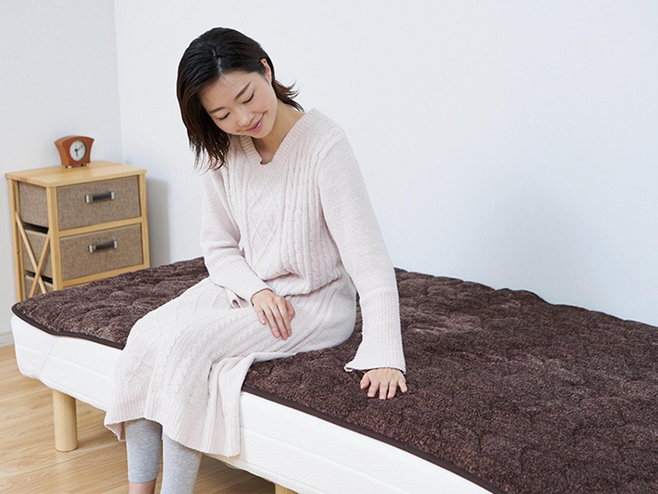 画像2: 【山善】厳しい基準をクリアした「制菌加工」製品に注目!清潔なまま使える電気毛布が登場