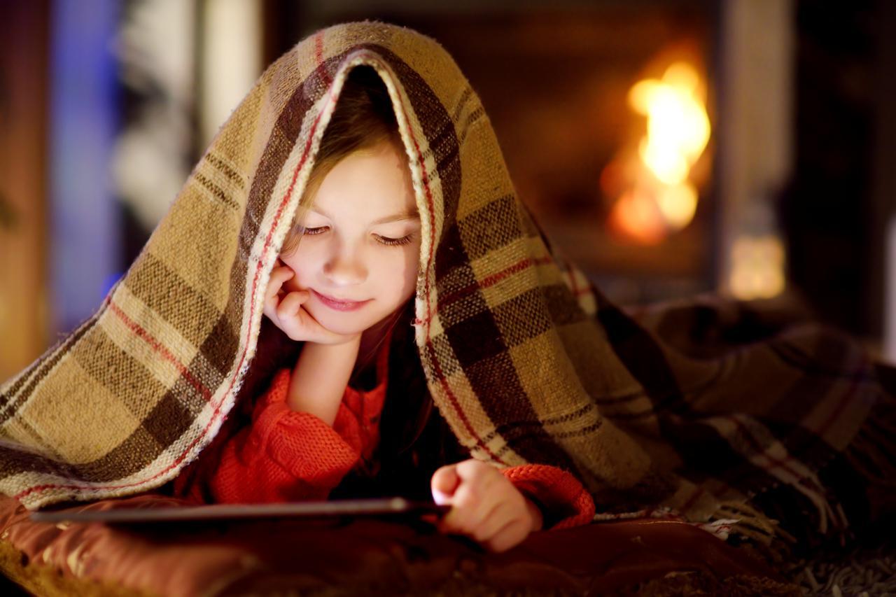 画像: クリスマスの切り口を変えて絵本を選ぶ