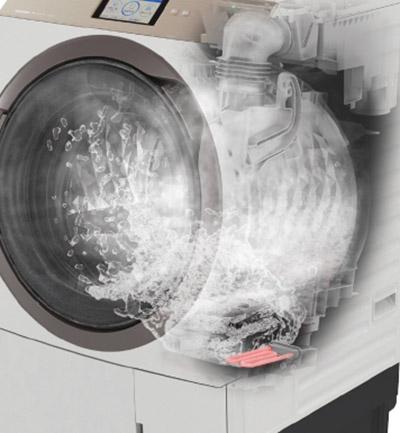 画像10: 【ドラム式洗濯機】最新5機種の特徴を比較!価格に見合った進化に注目
