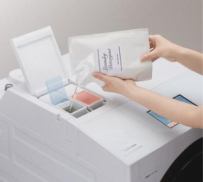 画像7: 【ドラム式洗濯機】最新5機種の特徴を比較!価格に見合った進化に注目