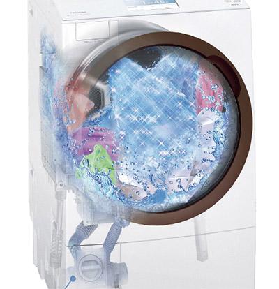画像6: 【ドラム式洗濯機】最新5機種の特徴を比較!価格に見合った進化に注目