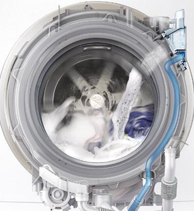 画像9: 【ドラム式洗濯機】最新5機種の特徴を比較!価格に見合った進化に注目