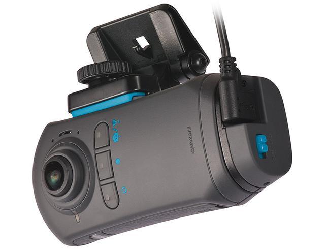 画像: ダクション360 S (品番:DC5000)。記録画素数は約410万+約200万(全天球+フロント)。実売価格例は5万3732円。