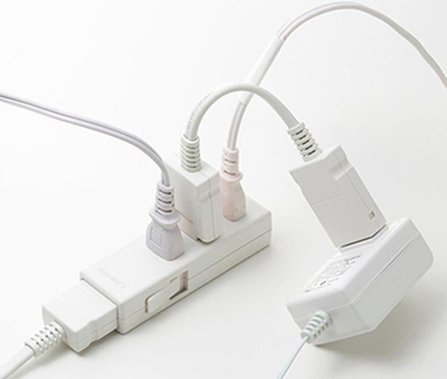 画像8: 【電源タップ・コンセントタップの正しい使い方】仕様や寿命のチェック方法&おすすめ商品をピックアップ