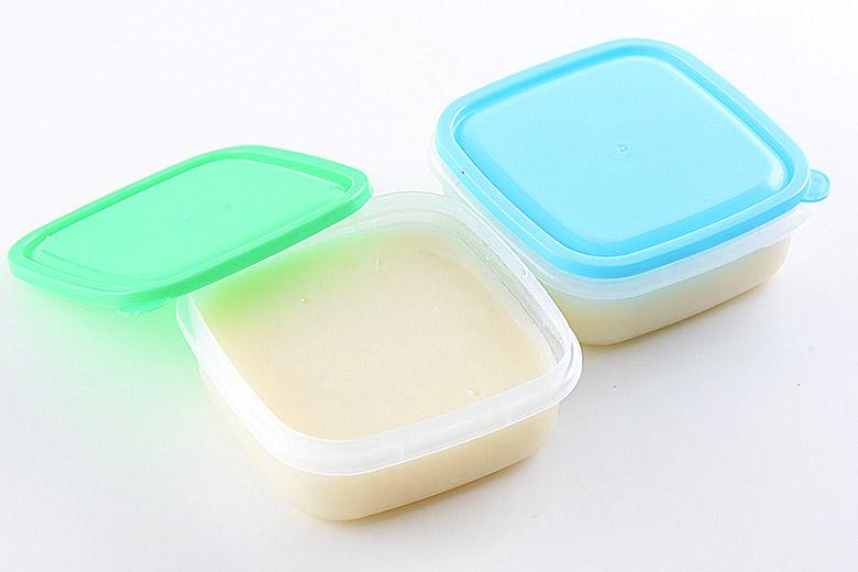 画像1: 【酒粕の効果】美容・ダイエットには酒かすゼリー 骨強化や疲労回復には豆乳をプラス