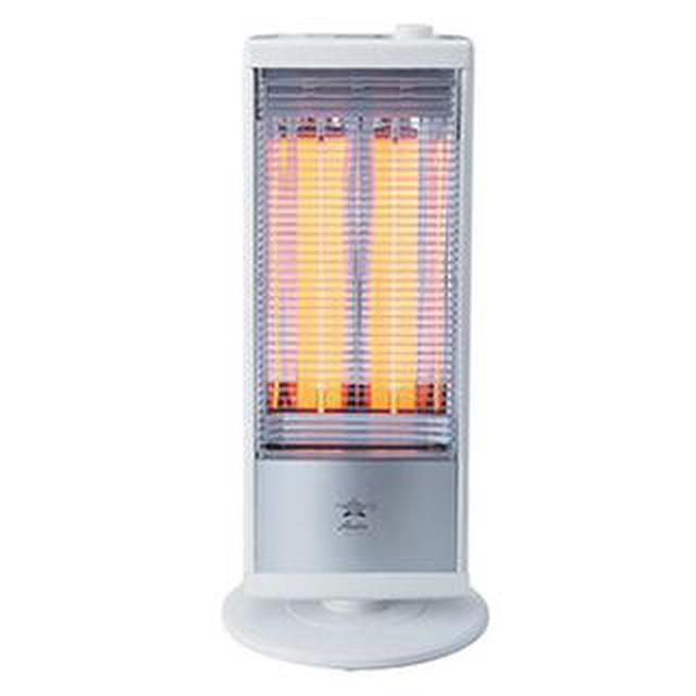 画像5: 【電気ストーブのおすすめ2020】種類と値段の違い 電気代の目安と消費電力、選ぶポイントはココ!