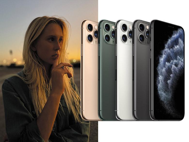 画像: SIMフリー版ならコンデジを買う感覚で購入可能。ポートレート機能の多彩さも特徴。