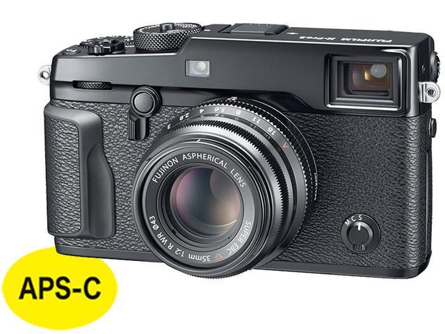 画像1: ミラーレス10万円以上 二つのファインダーを持ち、オールドカメラ的な操作系 富士フィルム X-Pro2