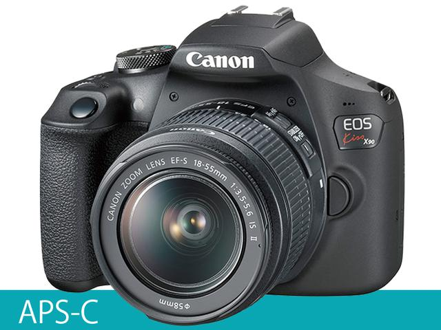 画像1: 一眼レフAPS-C 画素数を2410万にアップ。スマホ連係を強化 キヤノン「EOS Kiss X90」