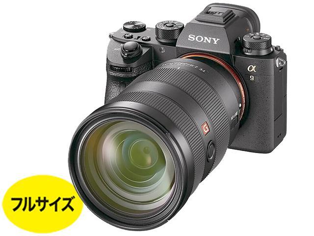 画像1: ミラーレス30万円以上 フルサイズのハイエンドモデル。高速シャッター搭載 ソニー「α9」