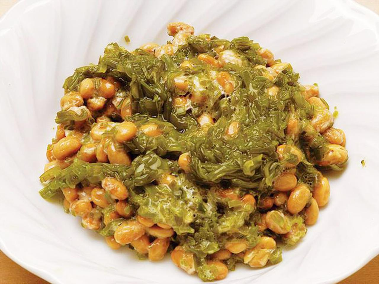 画像: メカブ 納豆 の作り方