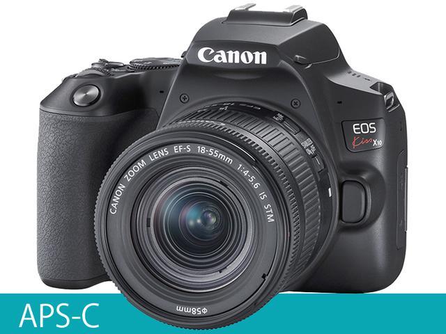 画像1: 一眼レフAPS-C 画像処理エンジンを一新。撮影しつつ、スマホに画像転送 キヤノン「EOS Kiss X10」