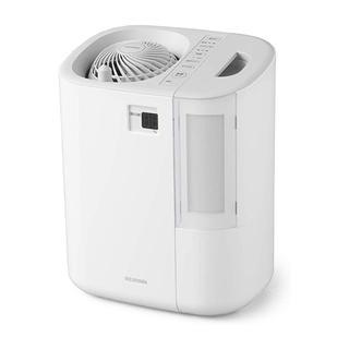 画像1: 【コレはなかった】サーキュレーター加湿器 部屋全体を素早く加湿 アイリスオーヤマから発売!