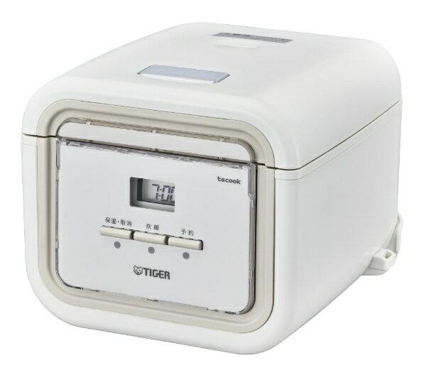 画像: 【一人暮らし用炊飯器】おすすめは「タイガー・tacook(タクック)JAJ-G550」ご飯とおかずを同時に調理できる時短家電