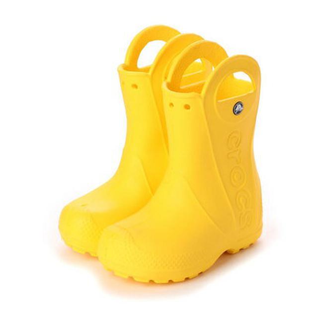 画像3: 【子供用の長靴】おすすめの人気ブランドはコレ! 現役ママが選ぶおしゃれで履きやすいレインブーツ10選